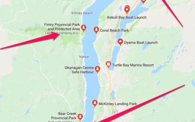 Fintry Provincial Park